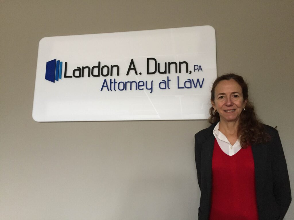 About landon Real Estate + Planning Attorney Landon Dunn, P.A. Attorney at Law